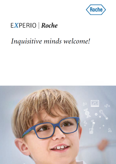 EXPERIO Roche  -Inquisitive minds welcome!