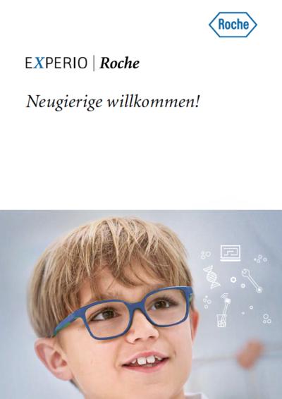 EXPERIO Roche - Neugierige willkommen!