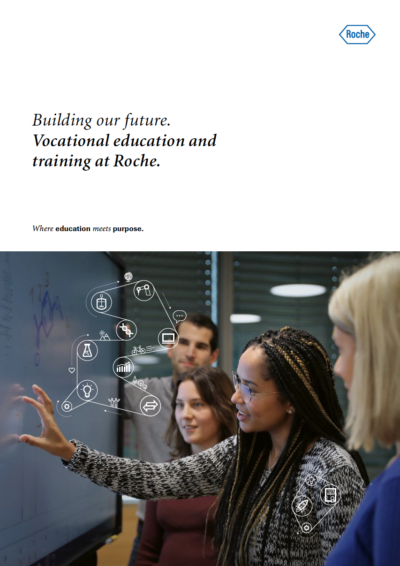 Vocational education and training at Roche